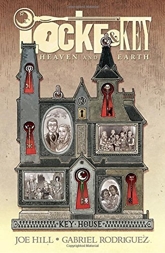 Joe Hill Locke & Key Heaven And Earth