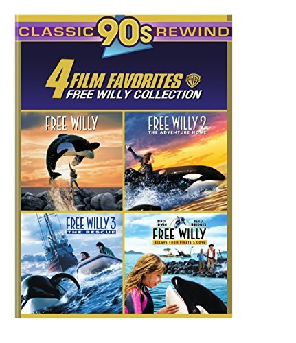 Free Willy 4 Film Favorites DVD