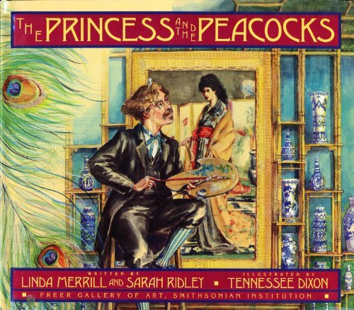 Linda Merrill & Sarah Ridley Princess And The Peacocks Or The Story Of The Room