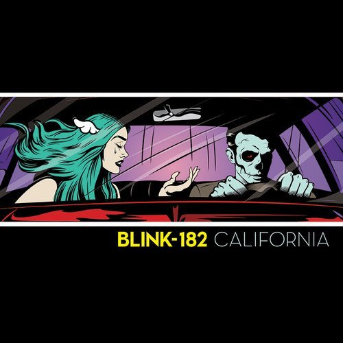 Blink 182 California (deluxe Edition) 2 CD Explicit