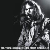 Neil Young Official Release Series Discs 8.5 12 5cd