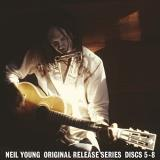 Neil Young Official Release Series Discs 5 8 4cd