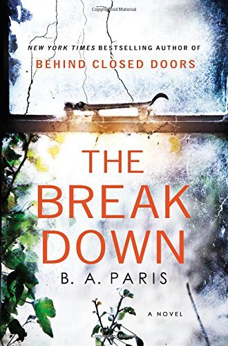 B. A. Paris The Breakdown The 2017 Gripping Thriller From The Bestselling A