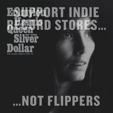 "Emmylou Harris Queen Of The Silver Dollar 5lp W Bonus 7"" Vinyl Box Set Record Store Day Exclusive"