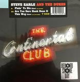 Steve Earle & The Dukes Live Record Store Day Exclusive