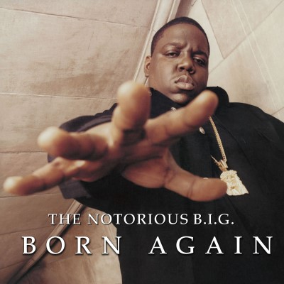 Notorious B.I.G. Born Again 2lp Gold Vinyl Record Store Day Exclusive
