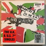 Sex Pistols Anarchy In The U.K. The Uk & Us Singles Record Store Day Exclusive