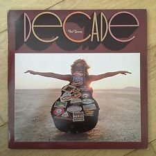 Neil Young Decade 3lp With Two Bonus Photo Reproductions Record Store Day Exclusive