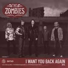 The Zombies I Want You Back Again Limited Edition Record Store Day Exclusive