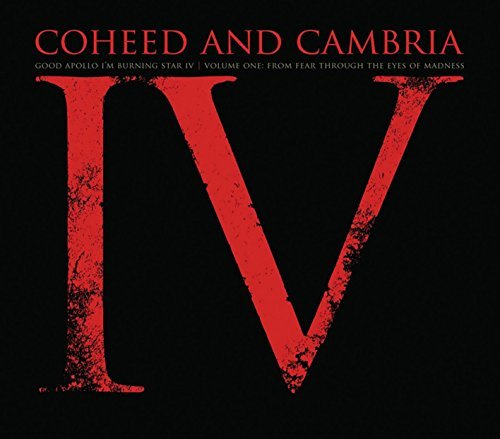 Coheed & Cambria Good Apollo I'm Burning Star Iv Vol. 1 2 Lp Splatter Vinyl 150g Vinyl Includes Download Insert Quantity 2 500