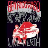 Ben Folds Live In Perth 2 Lp 150g Vinyl Includes Download Insert Quantity 2000