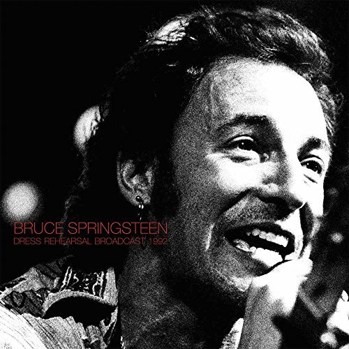 Bruce Springsteen Dress Rehearsal Broadcast 1992 Lp