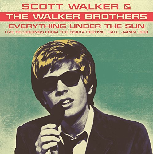 Scott Walker & The Walker Brothers Everything Under The Sun Japan 1967 Lp