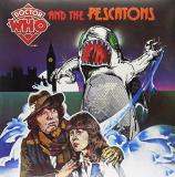 Doctor Who & The Pescatons & Sound Effects Soundtrack 2 Lp Rsd
