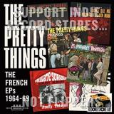 "The Pretty Things The French Ep's 1964 69 5 X 7"" Vinyl Box Set"