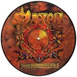 Saxon Into The Labyrinth Lp Picture Disc Picture Disc
