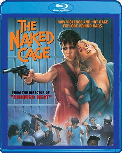 The Naked Cage Shattuck Nicholas Blu Ray R