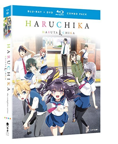 Haruchika The Complete Series Blu Ray DVD Nr