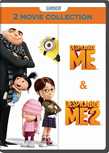 Despicable Me Double Feature DVD