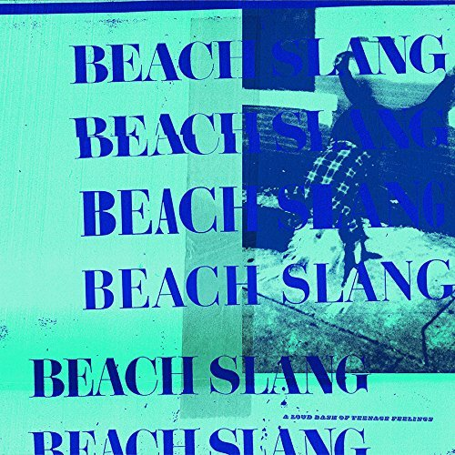 Beach Slang Loud Bash Of Teenage Feelings (white Starburst Reflex Blue Vinyl) 180 Gram Indie Exclusive