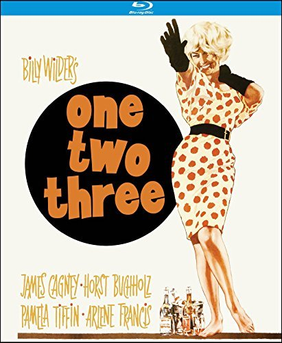 One Two Three Cagney Buchholz Blu Ray Nr