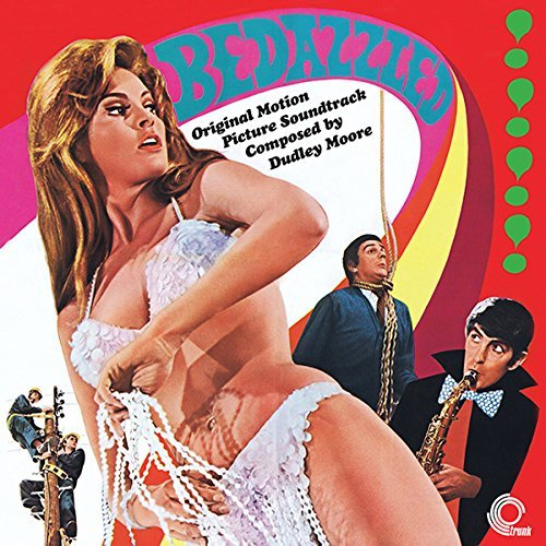 Bedazzled Soundtrack Dudley Moore Lp CD 7""