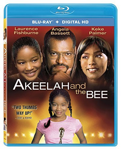 Akeelah & The Bee Bassett Fishburne Palmer Blu Ray Pg