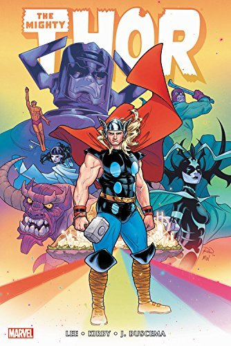 Stan Lee The Mighty Thor Omnibus Vol. 3