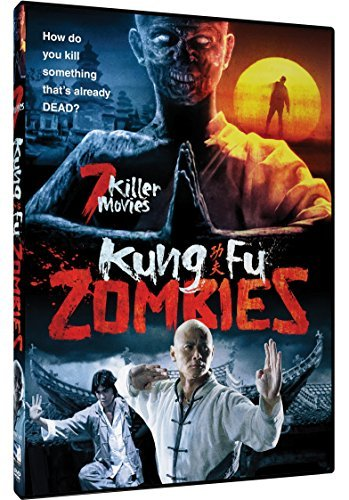 Kung Fu Zombies 7 Movie Collection DVD R