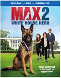 Max 2 White House Hero Austin Capaldi Blu Ray DVD Dc Pg