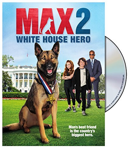 Max 2 White House Hero Austin Capaldi DVD Pg