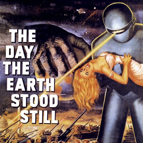 Day The Earth Stood Still Soundtrack Bernard Herrmann Limited To 300 Copies
