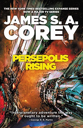 James S. A. Corey Persepolis Rising