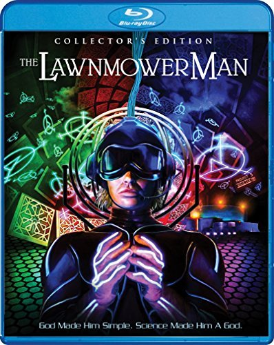 Lawnmower Man Fahey Brosnan Blu Ray R