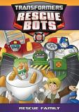 Transformers Rescue Bots Rescue Family DVD