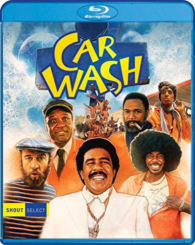 Car Wash Pryor Carlin Blu Ray Pg