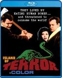 Island Of Terror Cushing Judd Blu Ray Nr