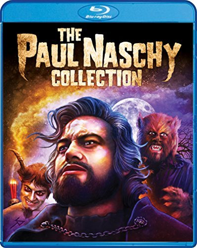 Paul Naschy Collection Blu Ray