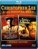 Blood Of Fu Manchu Castle Of Fu Manchu Double Feature Blu Ray Nr