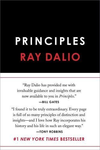 Ray Dalio Principles Life And Work