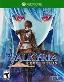 Xbox One Valkyria Revolution (vanargand Metal Pin 12 Song Sdtrk CD And Outer Box)