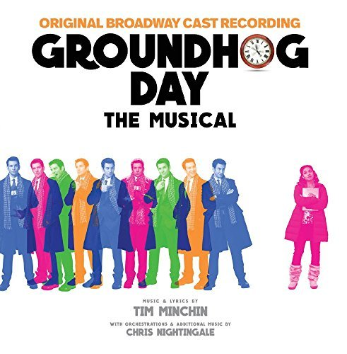 Groundhog Day The Musical Original Broadway Cast Recording