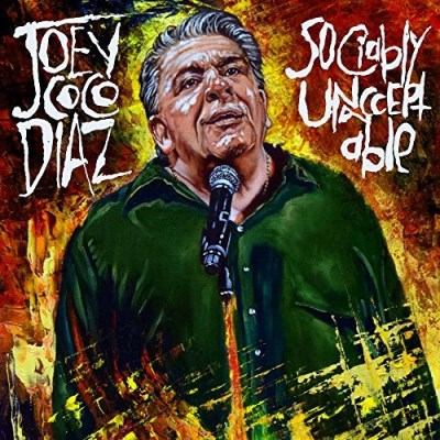 Joey Coco Diaz Socially Unacceptable