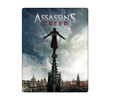Assassin's Creed Fassbender Cotillard Irons Steelbook