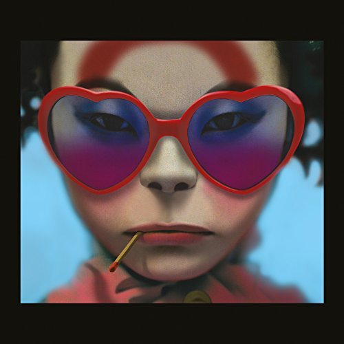 Gorillaz Humanz (limited Deluxe Edition) Explicit