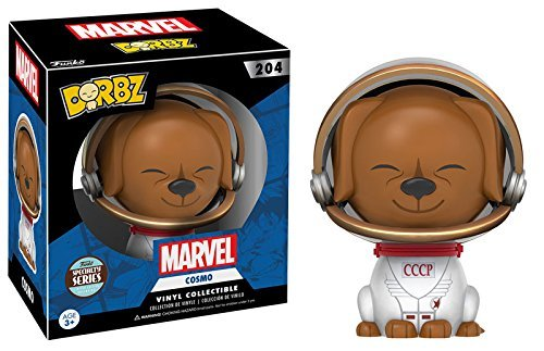 Dorbz Guardians Of The Galaxy Cosmo Specialty Series