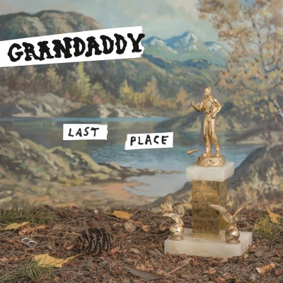 Grandaddy Last Place (blue Vinyl)
