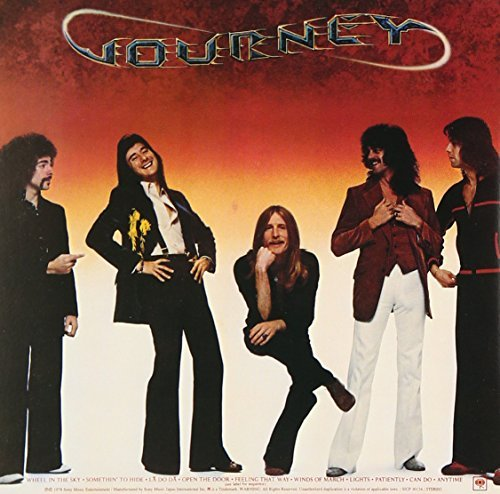 Journey Infinity Import Jpn Blu Spec Cd2 Lmtd Ed. Papersleeve