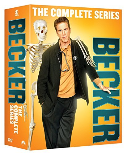 Becker The Complete Series DVD