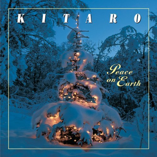 Kitaro Peace On Earth Lp Jacket